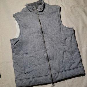 {Banana Republic} Sweatshirt Vest